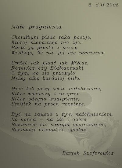 Skomlin Wiersze